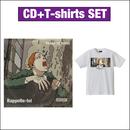 【3/20発売】HAIIRO DE ROSSI 「Rappelle-toi」(CD+T-shirts SET)【受注生産限定3/3まで】