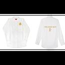 【受注生産商品】iSOLATED ARTS White Work Shirts(2nd Collection)【〆切7月8日】