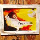 """Wall Mini Frame """"Peace"""""""