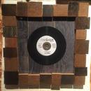 Handmade 7inch Vinyl Frame