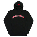 1998 College Hood Sweater – Black