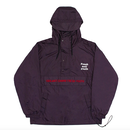 Anti Damn Anorak-Jacket – Purple