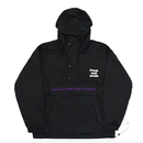 Anti Damn Anorak-Jacket – Black