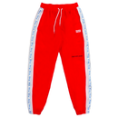 Wave Track-Pants – Red