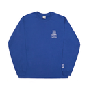 Anti Damn-Long Sleeve – Blue