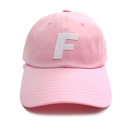 Fray Logo Ball Cap – Pink