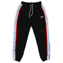 Wave Track-Pants – Black