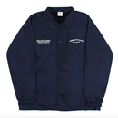 Fray Coach-Jacket – Navy