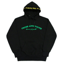 M.O.Y Hood Sweater – BlackGreen