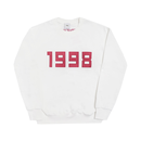 1998-Crewneck Sweater – White