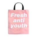 Logo Tote Bag – Pink