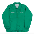 Fray Coach-Jacket – Green