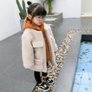 ☆子ども服☆ジッパーボアブルゾン ジャケット 2色