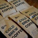 COLD BREW (水だしコーヒー)  60g×4パック