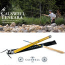 CAUSWELL TENKARA ROD (8フィート)NAVY/YELLOW