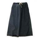 Denim Long Skirt③