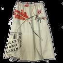 Eco-Gathered skirt⑤
