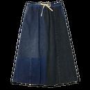 Denim Long Skirt②