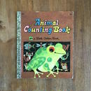 「Animal Counting Book(little golden books)」Moritz Kennel