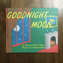 「GOODNIGHT MOON(CD付き)」Margaret Wise Brown Clement Hurd