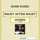 アンセム(ANTHEM)/ NIGHT AFTER NIGHT バンド・スコア(TAB譜)  楽譜