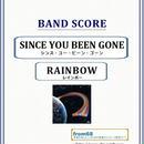 レインボー(RAINBOW)  / シンス・ユー・ビーン・ゴーン (SINCE YOU BEEN GONE)  バンド・スコア(TAB譜) 楽譜