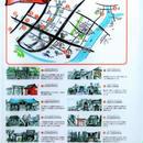 築地探検MAP クリアファイル弐の巻 神様巡り編