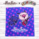 BeatJack×パンパカパンツコラボ ハンドタオル(ロック)