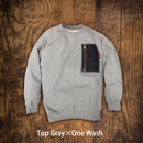 Big Pocket Sweat Shirts
