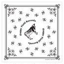 Happy Field Records Handkerchief