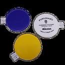 Volleyballer's Coaster/バレーボールレザー3色セット