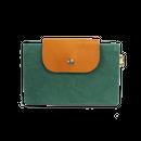 蜂の巣 - hachi no su - おのみち帆布 緑色
