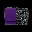 蜂の巣 - hachi no su - KUROGIN×色いろ 洋唐柄×紫色