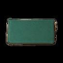 千菱 - sen ryou - 帆布 長財布/緑