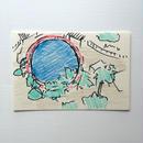 指宿にて (Drawing)