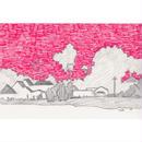 赤い空 (Drawing)