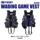 【フローティングベスト】 双進 RBB ウェイディングゲームベスト No.8738