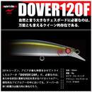 【ルアー】 アピア ドーバー 120F
