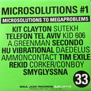 Various - Microsolutions To Megaproblems [2LP][Soul Jazz Records] ⇨捻りの効いた鋭いトラックがズラリ。