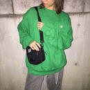 Champion green one point sweat
