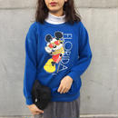 Mickey florida blue sweat
