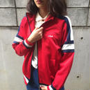 Fila three color red jergey