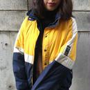Killy three color long nylon jacket