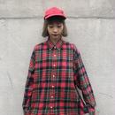 Ralph Lauren red check shirts