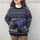 Cambridge classics border knit