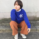 Adidas blue one point long T