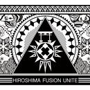[ステッカー]HIROSHIMA FUSION UNITE CLAC Sticker -Flag-