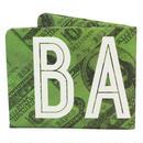 paperwallet/ペーパーウォレット【SOL011BAN】タイベック Pattern Wallet-BANK