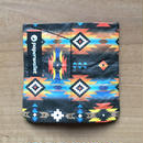 【POU007TRB】paperwallet/ペーパーウォレット-MAGIC COIN POUCH-TRIBAL