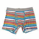 【SFA-MBB-DES】PACT(パクト)PACT-MEN'S-BOXER BRIEF-DESERT STRIPE